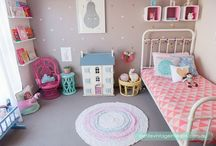 Girls Bedroom / For My Shelby