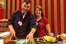 Yutaka @ BBC Good Food Show Summer 2016