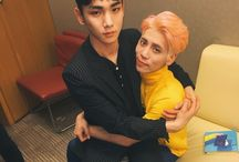 Jongkey <3 / So you don't believe in Jongkey...? Ladies and gentleman, let me introduce u to my ultimate ship.