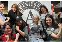 """Getting Things Done: CVN AmeriCorps / Of our over 200 programs, around 70 offer AmeriCorps Education Awards. Here are stories and pictures from CVN/AmeriCorps member programs that are """"getting things done"""" for our nation!"""