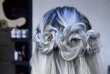 Makeup & Hair / Maya likey makeup. Maya likey hair. <3 / by Maya Ahmed