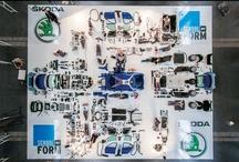 ŠKODA Amazing parts / AMAZING PARTS to wyjątkowe wydarzenie, podczas którego Nowa ŠKODA Octavia zostanie rozebrana na części, a z nich młodzi projektanci stworzą nowe formy użytkowe. Studenci prestiżowej School of Form, pod okiem Oskara Zięty, znakomitego polskiego projektanta i szefa specjalności Industrial Design będą musieli nadać technicznym podzespołom nowej ŠKODY Octavia całkiem nowe funkcje i stworzyć z nich formy przeznaczone do innych niż dotychczas zadań / www.amazingparts.pl