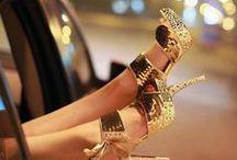 Walking On // Broken Glass / Shoes...Shoes...Shoes.... Let's Get 'Em