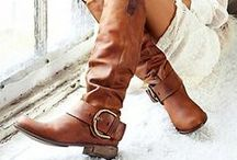 Bootie // Everywhere  / Boots for all seasons