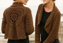 Crocheted/knitted clothes