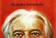 Alejandro Jodorowsky / Que cada nuevo dìa sea para ti una fiesta en medio de un universo infinito que no conoce la muerte sino una constante transformaciòn.  -Alejandro Jodorowsky / by M S