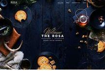 Inspirational web design / Awesome web designs