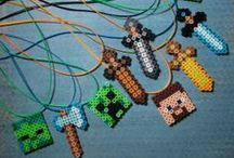 stuff made from minecraft
