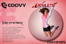 Coovy Wear / You're tank tops, t-shirts, and tennis shoes are great to wear when working out but you can't forget your base layers! On this board you will see some of our products and learn more about Coovy Sports!