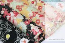 Tissus Japonais / #Tissus Japonais #JapaneseFabric #JapanischeStoffe #TelaJaponesa #TessutoGiapponese #tissusJaponais #tissuJaponais #diy #diydistrict #couture #sew #sewing #handmade #faitmain
