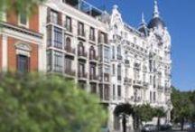 El Centro, edificio, barrio... / En pleno centro de Madrid, junto al Templo de Debod, en uno de los edificios de arquitectura más bella