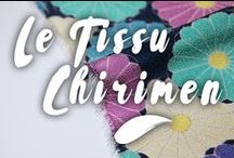 Tissu Chirimen, Tissu crêpe Japonais
