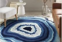 Floor Rugs / Floor rugs, area rugs and other neat floor covering ideas.