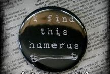 I found this humerus / by Johanna Ellam