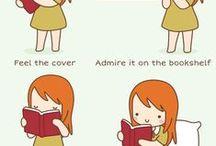 Film, Music, Books = happy girl