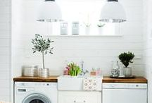 Home // Laundry Room / by Jessica DeMaio