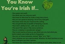 Irish / by Jade Sass Burkholder