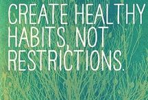 healthy is the new skinny. / by Anna Fullerton