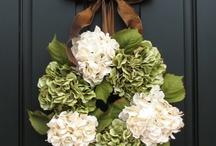Wreaths & Door Decorations