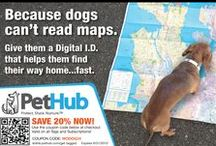 PetHub Coupons & Deals / Get a deal on a PetHub ID tag! This is where you'll find current ads, coupons, giveaways, and promotions.