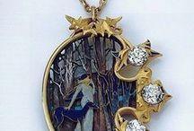 Lovers of Art Nouveau / by Mimi Lumière Stellaire