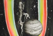 Interplanetary Communion / by Mimi Lumière Stellaire
