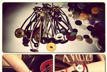 Button Jewelry / by Hot Button