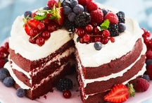 CAKES!!! / We LOVE cakes! Here's our finest selection of cake recipes, which one is your favourite?