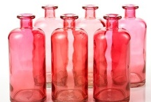 GLASS BOTTLES / by Anna Mancini