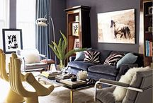 Home Inspiration / by Julie Rambaud