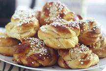 Leivotaan! / Herkullisista leivonnaisista maistuviin piiraisiin, rakastamme jälkiruokia!
