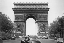 PARIS VU PAR LE BOYER / Noël Le Boyer (Caen, 1883 - 1967), est un photographe qui a pris de nombreux clichés en noir et blanc (en tout environ 60 000 photos) pendant la Première Guerre mondiale, l'Entre-deux-guerres, la Deuxième Guerre mondiale et l'après-guerre.