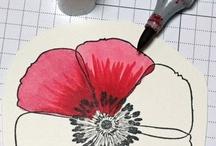 Copics and Coloring Techniques