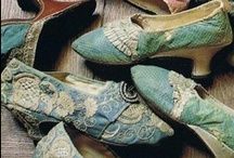 ۞ HISTORICAL SHOES