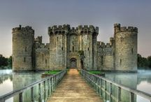 MEDIEVAL TIMES: castles&interiors / for the love of MIDDLE AGE