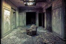 ...  forgotten & abandoned ...