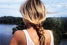 Hair / by Julie Rambaud