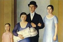 ART ☰ Antonio Donghi / Antonio Donghi (March 16, 1897 – July 16, 1963) was an Italian painter of scenes of popular life, landscapes, and still life.