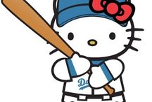 Go Blue! Go Dodgers! ⚾️ / by Mindy Scott