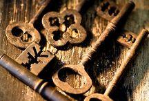 Keys Locks / by Mindy Scott