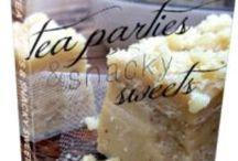 Recipe Book : TEA PARTIES & SNACKY SWEETS / TEA PARTIES & SNACKY SWEETS My First Recipe Book
