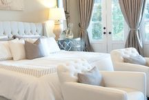 Bedroom/master/bath / by Leslie Grove