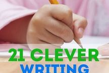 Teaching Writing / Tips to help teach writing to kids.