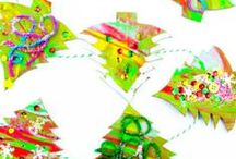 Christmas Crafts / The best Christmas activities, crafts, food, and traditions all in one place!