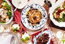 Brunssi / Nauti herkullisesta brunssista viikonloppuna! Brunssi on joko ihana pitkä aamiainen, jolla voit rentoutua pidemmän aikaa, tai aikainen lounas, josta voit nauttia pyjama päällä - täydellinen hetki siis istua, rauhoittua ja nauttia perheen tai ystävien kanssa hyvästä ruoasta myöhään iltapäivään.