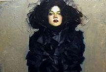ART (Black dress)