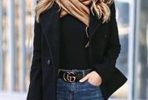 Winter/Fall Fashion / outfits / style / fashion / clothes / accessories / winter / fall / autumn