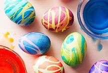 Easter Crafts / The most fun Easter crafts for kids! Easter activities for families and tons of other Easter recipes and fun!