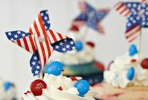 Patriotic Theme / Patriotic crafts, patriotic activities for kids, things to do on July 4th, fun family patriotic activities, patriotic recipes, and a whole lot of American fun!