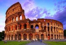 Beautiful places in Rome / I luoghi più belli della Capitale.